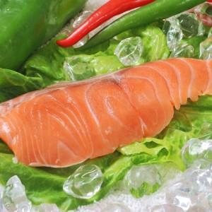 冰原鮮魚嚴選冰原鮭魚排